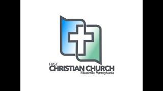 First Christian Church Online Service October 3rd, 2021