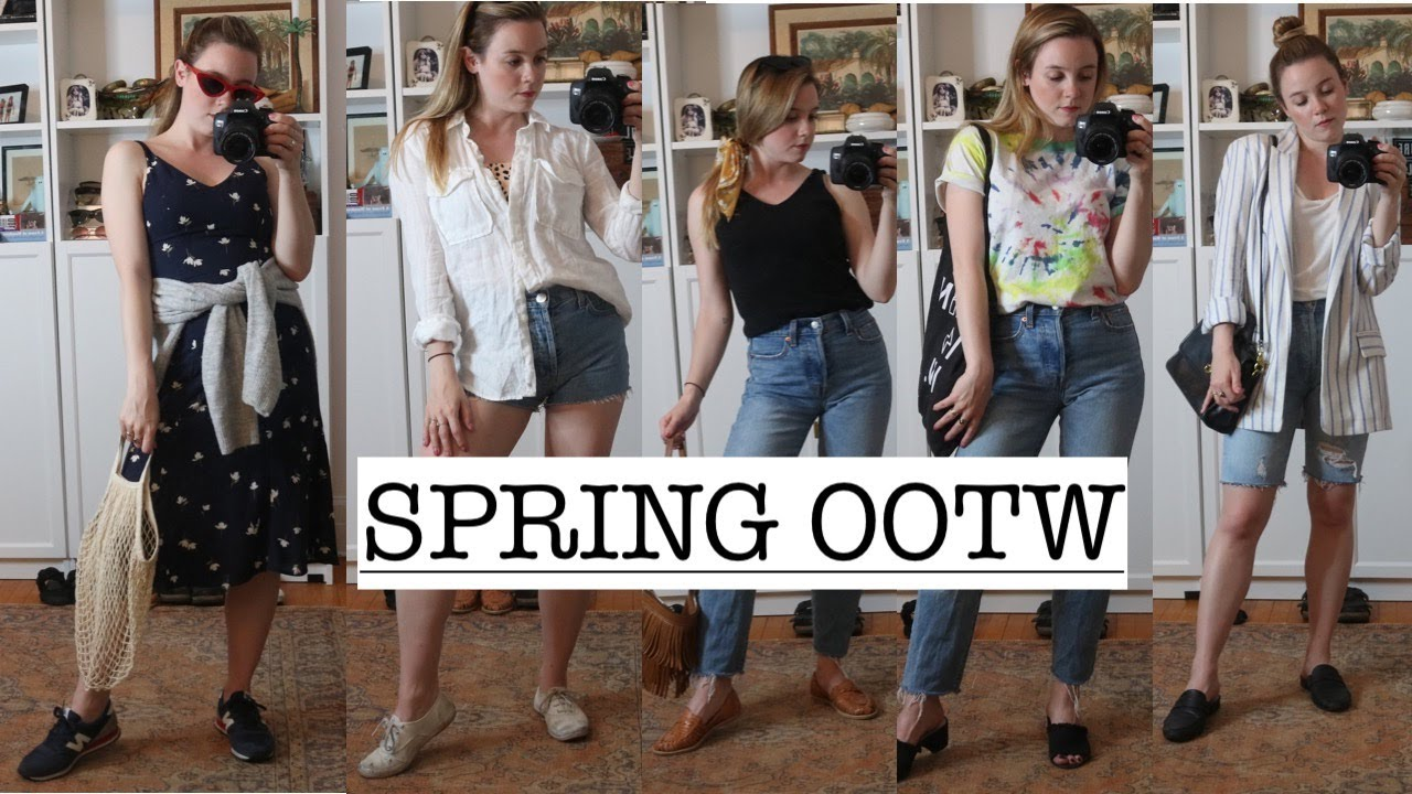 SPRING OOTW | Everyday outfit inspiration | Layla Lane | Petite Style 6
