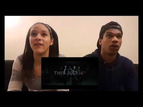 The Purge Election Year Official Trailer Reaction
