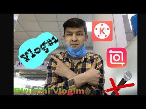 Montajda Qanaqa Programa Ishlatish Mening #1 Vlog Im