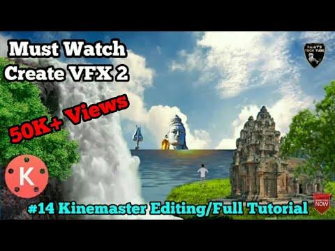 #14 Video Editing    VFX Part 2 Scene    Full Tutorial    Android    Like Hollywood Movies!!!!!👍RTT