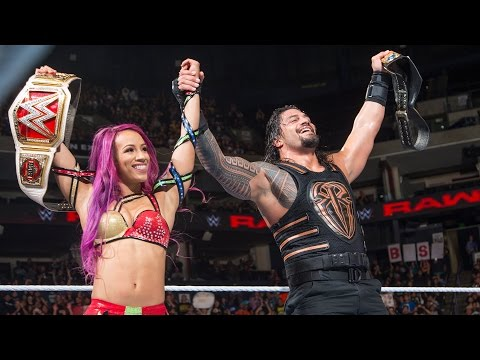 Why fans love Roman Reigns and Sasha Banks