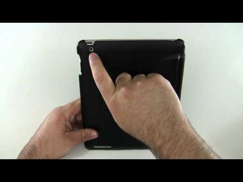 IPad 2 SGP Leather Case - Unboxing And Overview