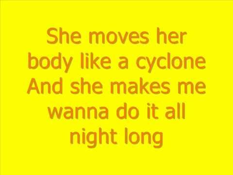 Cyclone lyrics - Baby Bash