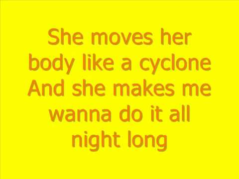cyclone lyrics