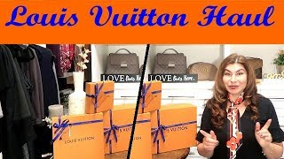 Louis Vuitton Haul Frontrow Sneakers,  Confidential Square, LV Circle Reversible Belt  | OxanaLV