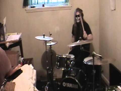 Yamaha HipGig - Metal-funk-soul-punk drums on a Manu Katche junior set.