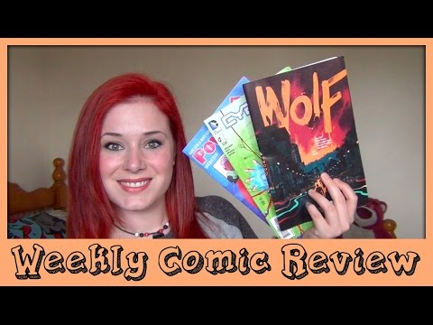 WEEKLY COMIC REVIEW | Cyborg #1 Power Up #1 Wolf #1