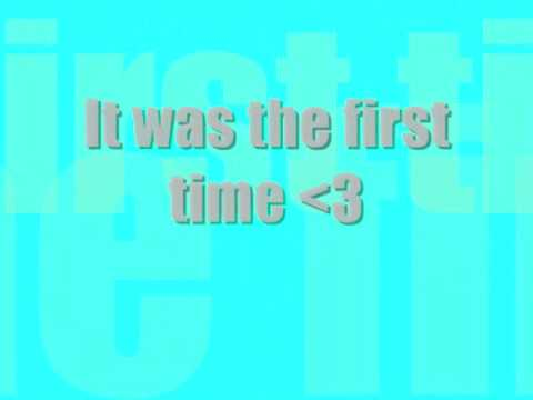 the first time lyrics