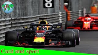 Daniel Ricciardo scores stunning Formula 1 Monaco Grand Prix victory