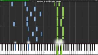 Yahari Ore no Seishun Love Come wa Machigatteiru OP - Yukitoki - Synthesia (Piano)(EgOistHiuMan)