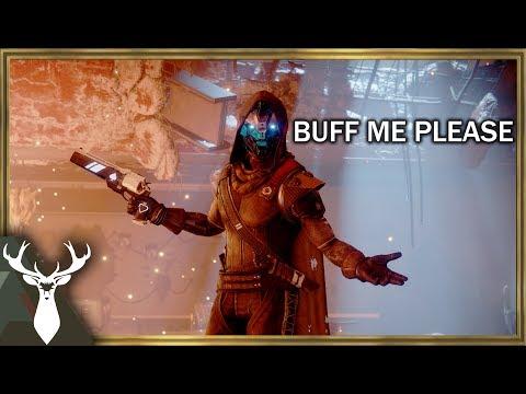 Destiny 2 Beta - A Modest Proposal to Buff Hunters