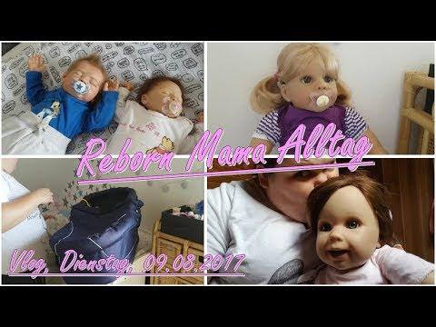 Neue Schnullis! |Emi-Mama-Zeit! |Reborn Mama Alltag! || Reborn Baby Deutsch || Little Reborn Nursery