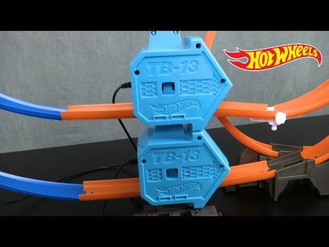 Hot Wheels Track Builder Power Booster Kit from Mattel
