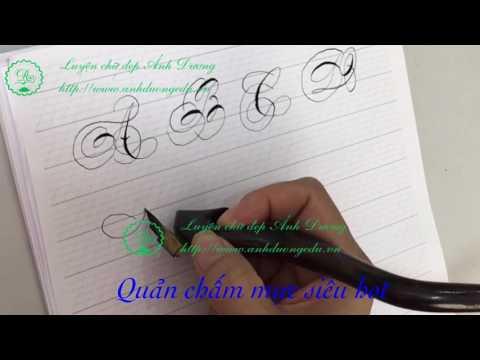 Poem script pro | Luyện chữ poem | cách viết chữ sáng tạo