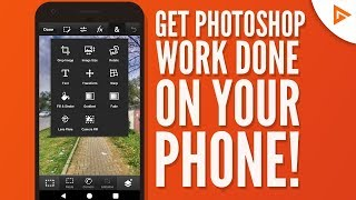 4 Apps That Will Let You Do Photoshop Work On Your Phone!