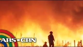 Multiple fire incidents hit Metro Manila