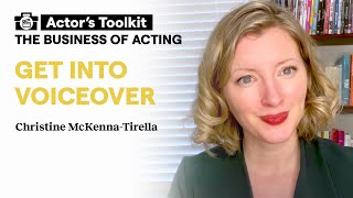 How to Get Voiceover Work + Break Into User-Generated Content | Casting Director Tips