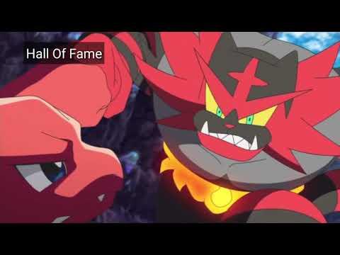 The Script / Hall Of Fame / Pokemon
