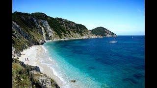 Elba Island Most Beautiful Beaches, Tuscan Archipelago, Italy 2017
