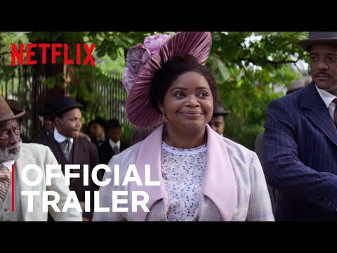 Self Made: Inspired by the Life of Madam C.J. Walker | Official Trailer | Netflix