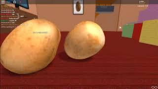 Potato sim