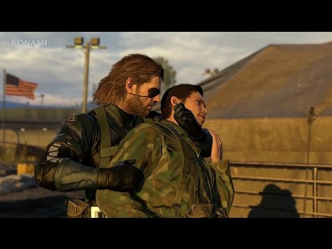 MGSV GZ's - Classified Intel Acquisition (Both Agents Extracted & Both Tapes Obtained)
