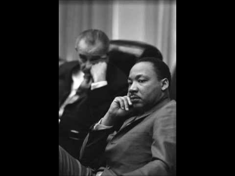 LBJ & MLK Discuss Voting Rights Act - Jan. 15, 1965 (Transcript Below)-