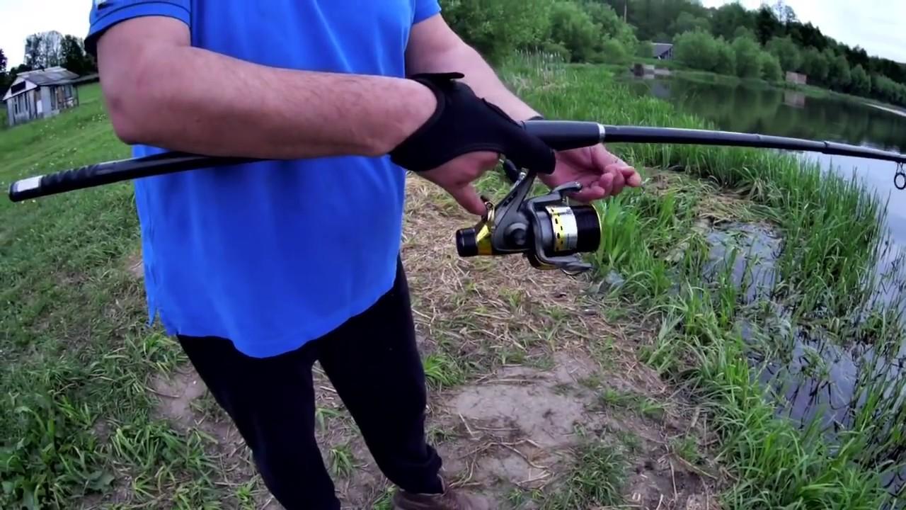 طريقة اختيار خيط الصنارة ومعرفة الافضل صيد السمك النهري صيد الكارب Youtube