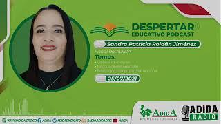 DESPERTAR EDUCATIVO PODCAST SANDRA ROLDÁN #54