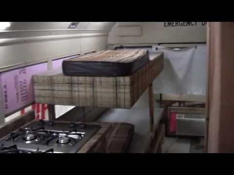 skoolie bus rv conversion pt 4 YouTube