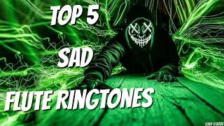 Viral Top 5 Sad Flute Ringtones | Viral Tik Tok poetry background music flute | Top Ringtones 2020
