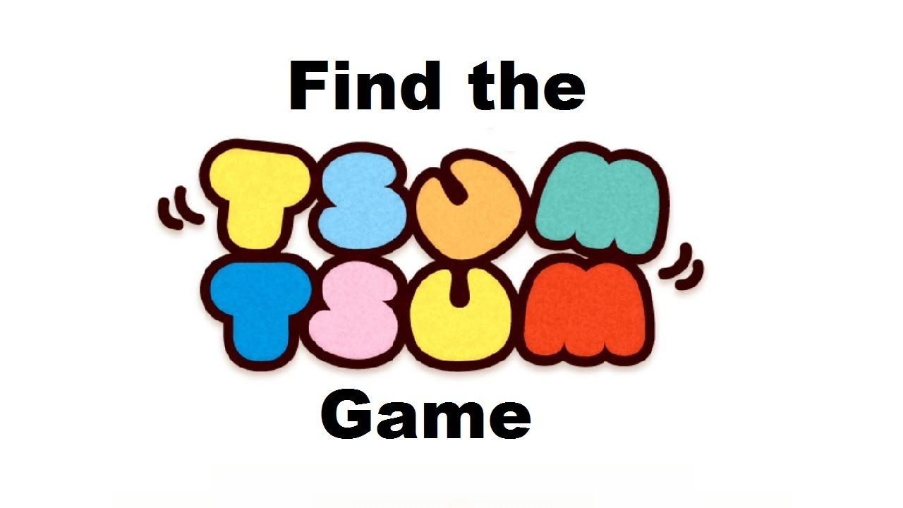Find the tsum tsum game youtube for Tsum tsum watch
