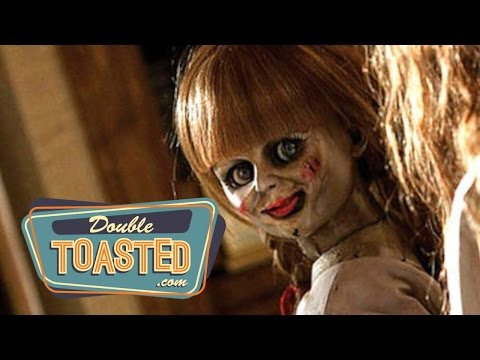 ANNABELLE - Double Toasted Video Review