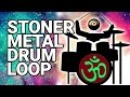 Download Free STONER METAL BEAT DRUM LOOP 80 bpm MP3 song and Music Video