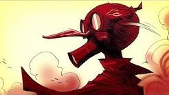 Gorillaz, Rhinestone Eyes storyboard film