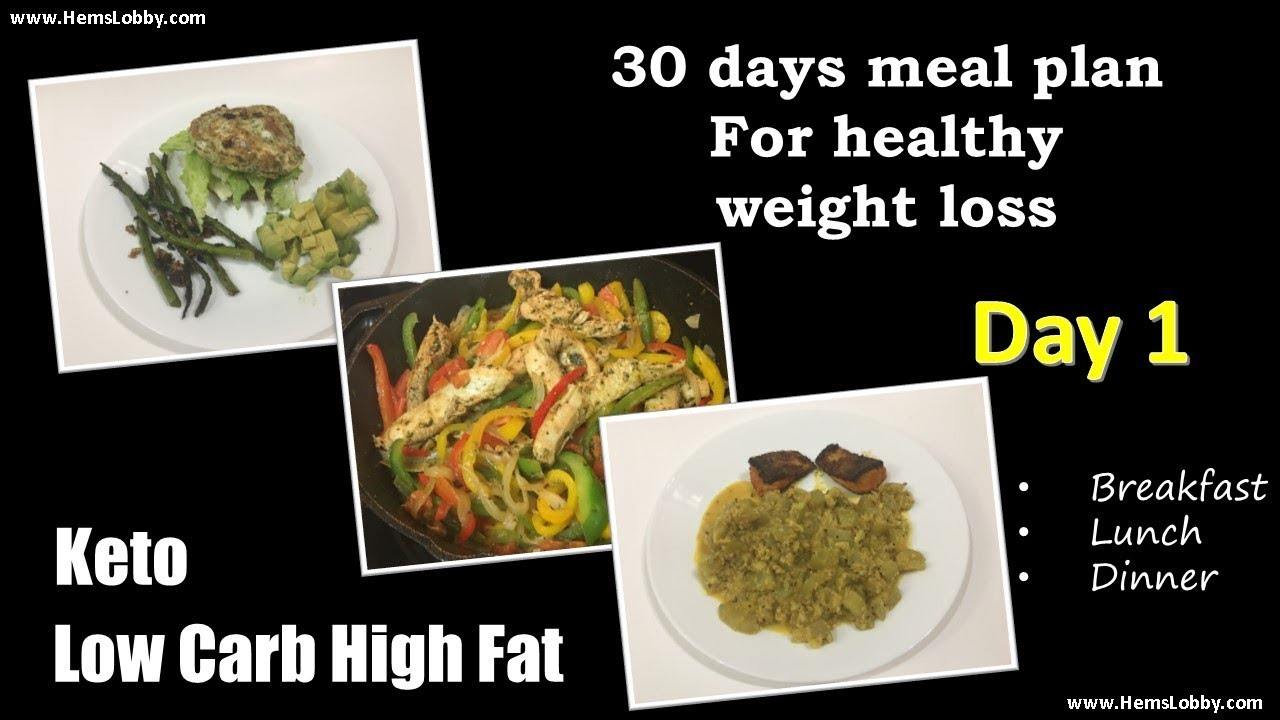 Day 1 Indian Lchf Keto 30 Days Meal Plan For Healthy Weight Loss Low Carb High Fat Keto In Tamil