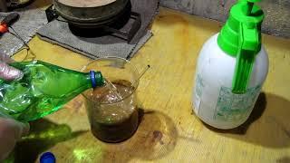 Как приготовить в домашних условиях хлорное железо