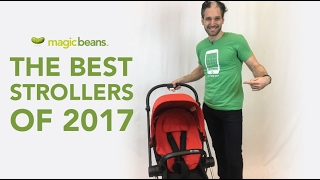 Repeat youtube video Best Strollers of 2017 | UPPAbaby Vista | Bugaboo Cameleon | Nuna Mixx2 | Cybex Mios | BabyZen Yoyo+
