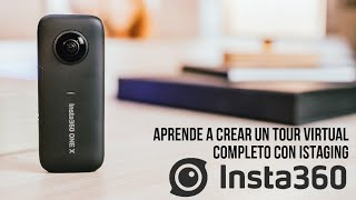 Tutorial de iStaging - Cómo crear un tour virtual con fotos panorámicas
