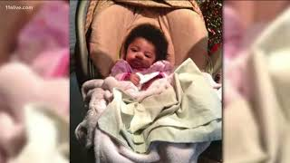 Funeral held for little girl who starved to death