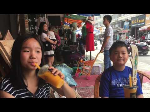Trip to China part 1 Zhangzhou