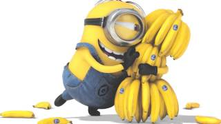 Banana Song Minion Dubstep Remix (feat. World