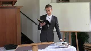 Sabbath 13 oktober - Hoe leest gij?