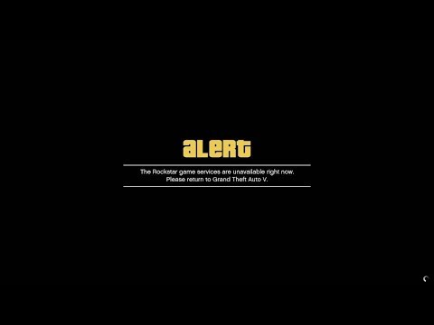 How to fix rockstar game services are unavailable right now!!SOLUTION FOUND!!