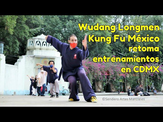 Wudang Longmen Kung Fu México retoma entrenamientos en CDMX