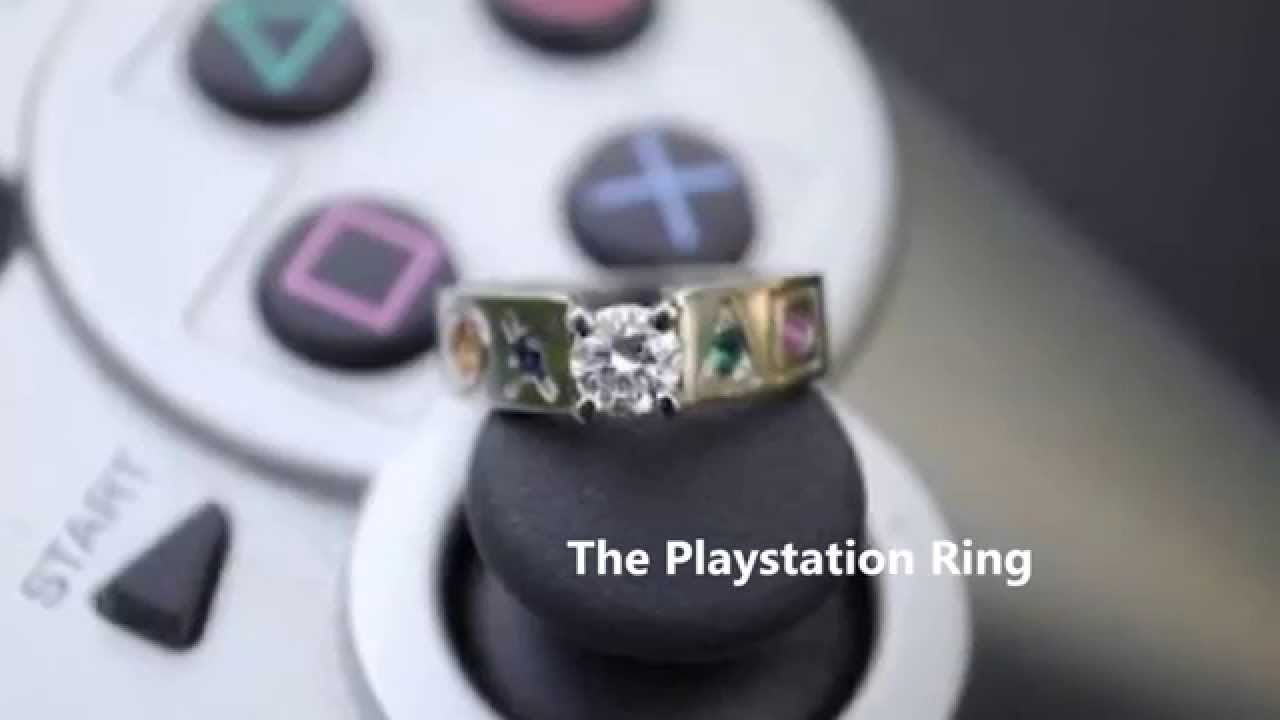 10 Most Unusual Wedding Rings YouTube