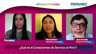 ¿Qué es el Compromiso de Servicio al Perú?