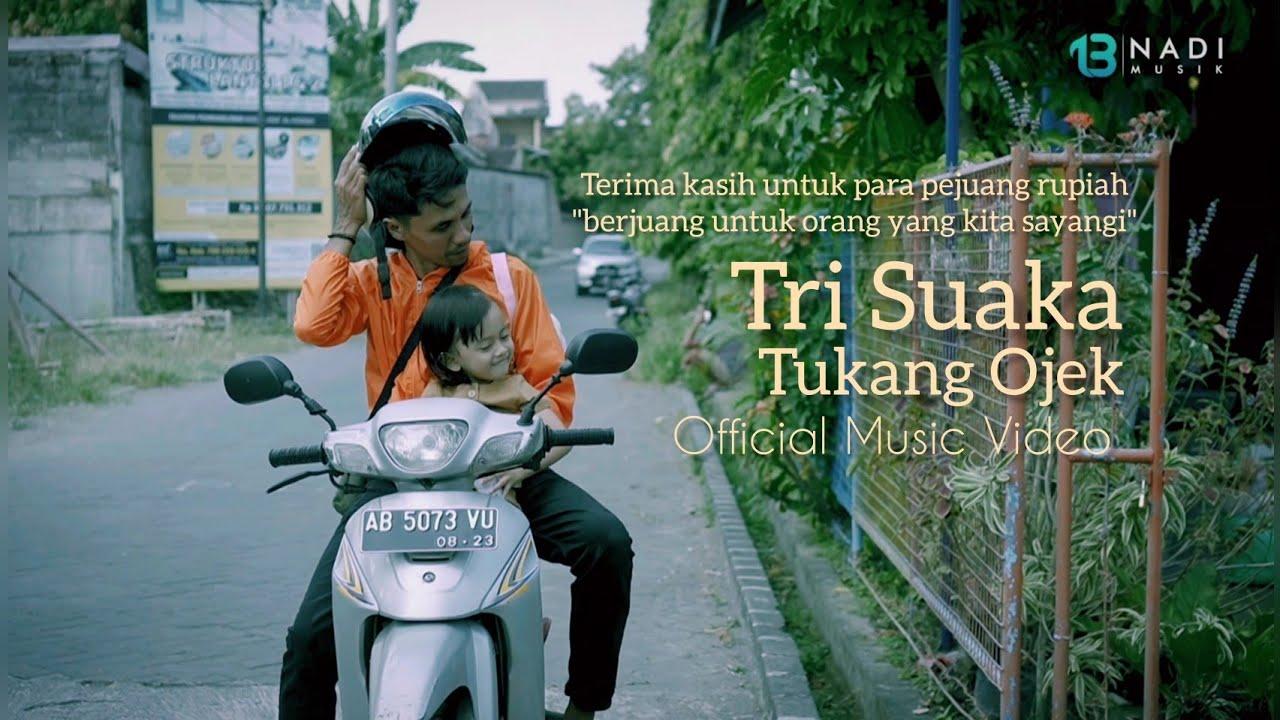DOWNLOAD: TRI SUAKA – TUKANG OJEK (Official Music Video) Mp4 song