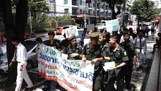 Military-ruled Thailand votes on new constitution